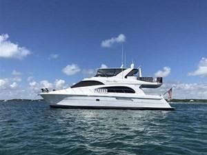 HATTERAS 64 Motor Yacht 2006