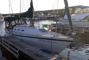 CS Yachts CS 33 1983