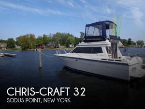 Chris-Craft 1990
