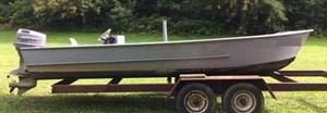 20' Steel Work Boat 2016