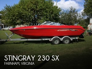Stingray 2000
