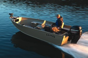 Lund 1600 Alaskan 2018