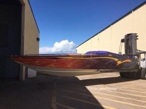 Velocity Powerboat 36' 2006