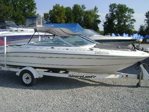 Sea Ray 170 Ltd. 1991