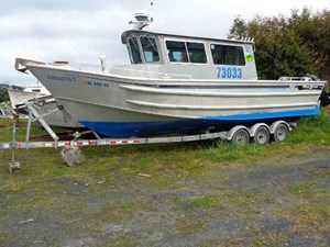 Silver Streak Charter Sport Fishing Boat 2003