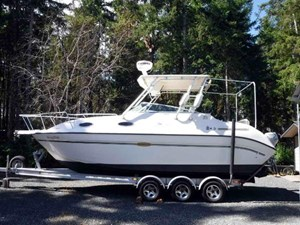 Seamaster 288 SF Sport Fishing Boat 2000