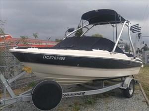 Maxum 1800 SR3 2008