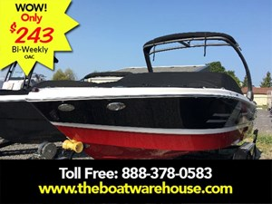 Four Winns H210SS Volvo 300HP Trailer Wake Tower 2018