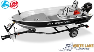 Legend 14 Prosport LS package w/Merc 15 ELH & Trailer 2018