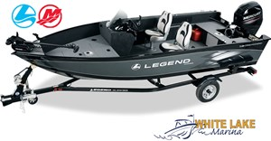 Legend 16 Xterminator S package w/Merc 40 ELPT & Trailer 2019