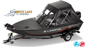 Legend 16 XTR package w/Merc 40 ELPT & Trailer 2019