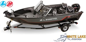 Legend 18 XTR package w/Merc 50 ELPT & Trailer 2018