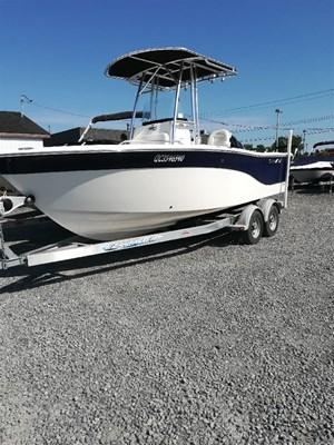 Sea Fox Boat Co 199CC 150 VERADO 2012