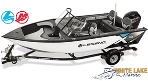 Legend X18 package w/Merc 50 ELPT & Trailer 2018