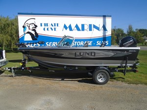 Lund 1800 Tyee for sale 2017