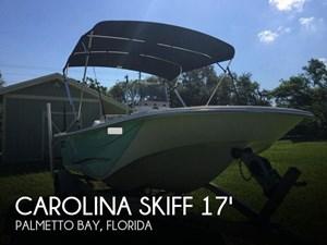 Carolina Skiff 2014