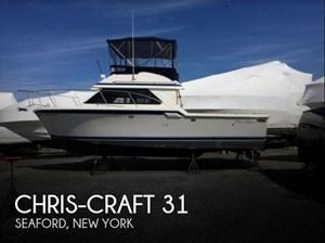 Chris-Craft 1990
