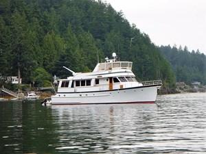 Stephens Motor Yacht 1974