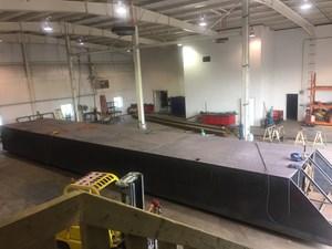 Custom Built Steel Barge 2017