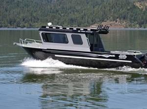 RH Aluminum Boats 26 Sea Hawk Pro Cuddy XL LC 2018