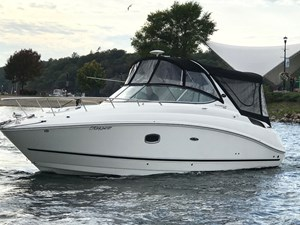 Sea Ray 280 Sundancer 2012