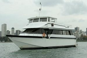 PALMER Custom Fibreglass Yachts 1990-65FT passenger yacht 1990
