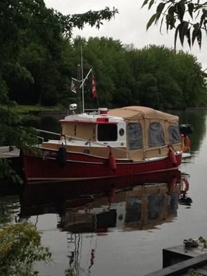 Ranger Tugs 21EC 2012