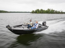 Crestliner 1450 Discovery Side Console 2018