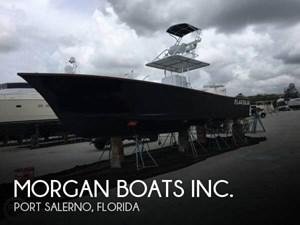 Morgan Boats 1979