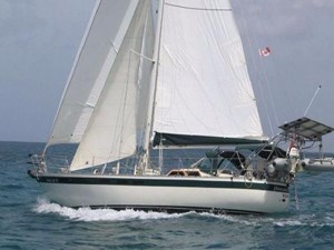 Corbin 39 Pilothouse 1980