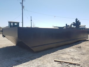 Sectional Barges 40 x 10, 50 x 10, 60 x 10 2017