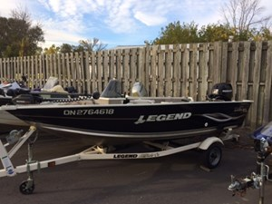 Legend 151 Angler 2010