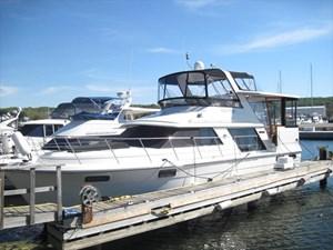 Carver 4207 Aft Cabin Motor yacht 1988