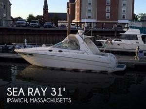 Sea Ray 2000