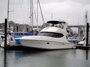 Silverton 34 Convertible 2005