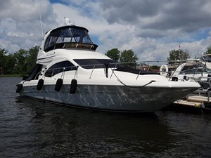 Sea Ray 42 SB diesel 2005