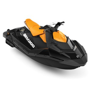 Sea-Doo Spark 2up 900 HO with IBR and Convenience Package 2018