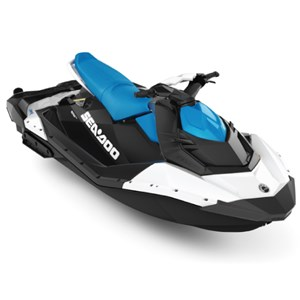 Sea-Doo Spark 3up 900 HO with IBR and Convenience Package 2018