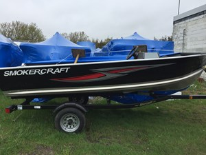 SMOKER CRAFT BIG FISH DLX 16 SC 2018