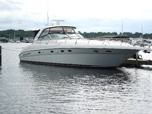 Sea Ray 460 SUNDANCER 2003