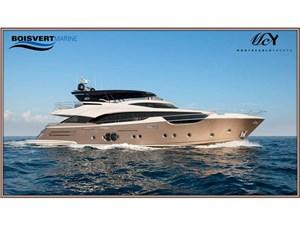 Monte Carlo Yachts MCY96 2018