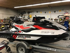 Sea-Doo GTX LTD 260/Wake Pro 215 2013