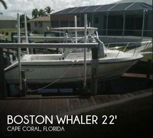 Boston Whaler 1999