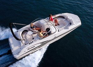 Hurricane Sun Deck 237 2004