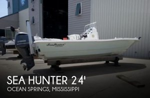 Sea Hunter 2012