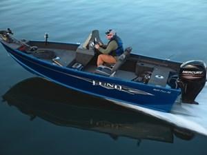 Lund 1625 Fury XL SS 2018