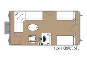 Montego Bay Standard Cruising 8518 2017