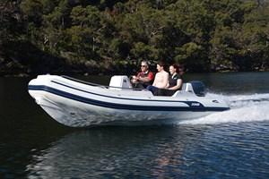 2021 AB Inflatables Nautilus 17 DLX