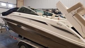 Sea Ray 220 Deck Boat 2013