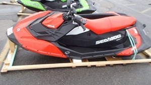 Sea-Doo Spark 3up IBR 900HO 2017